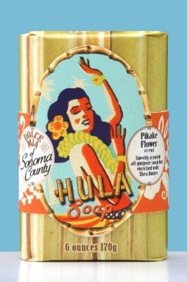 Dolce Mia Hula Girl Pikake Natural Soap Bar