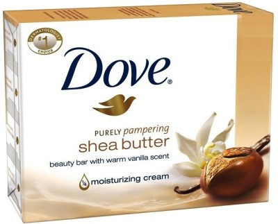 shea butter bar pack of 3 Dove