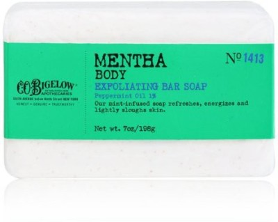 C.O. Bigelow Mentha Body Exfoliating Bar Soap