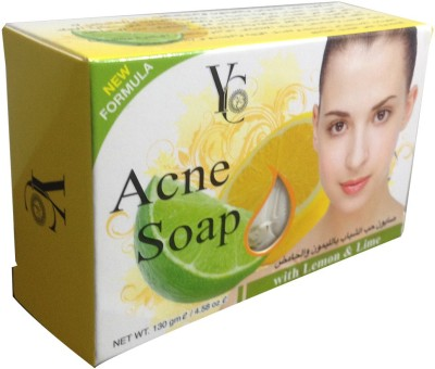 YC Acne Soap With Lemon And Lime