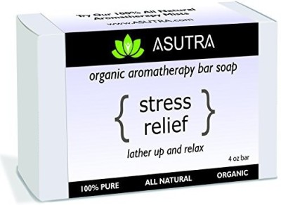 ASUTRA Certified Organic Aromatherapy Bar Soap -