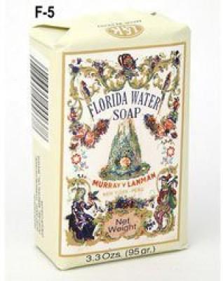 Lanman Kemp & Barclay. Florida Water Soap By Murrayy Lanman For Youthful Glow