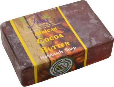 Puro Body & Soul African Cocoa Butter Handmade Soap