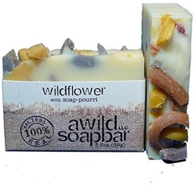 A Wild Soap A Wild Soap Bar Wildflower Natural Soap(99 g)