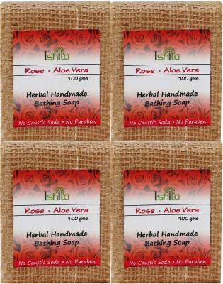 IshitaInternational Rose Aloe Vera
