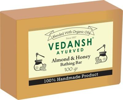 Vedansh Almond & Honey Bathing Bar