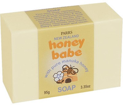 Wild Ferns Honey Babe Soap