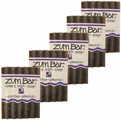 Indigo Wild Coffee And Almond Zum Bars Multipack (5 Count)