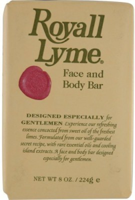 Royall Fragrances Royall Lyme Soap for Men by