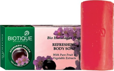 Biotique Himalayan Plum Body Cleanser 150gm