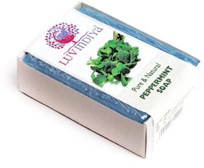Luv Indiya Handmade Soap : Herbs: Peppermint