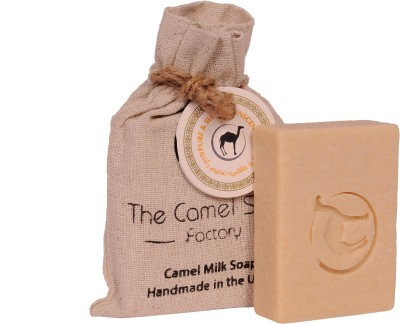 The Camel Soap Factory Pure and Simple Unscented Fresh Camel Milk Soap