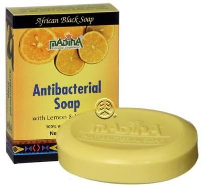 madina Madina Antibacterial Soap with Lemon & Vitamin E 6 soaps