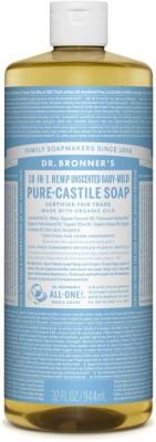 Dr. Bronner Castile Liquid Soap-Baby Mild