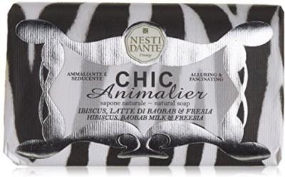 Nesti Dante _ CHIC Animalier White Soap