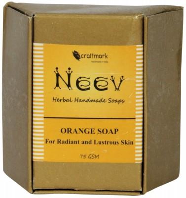 NeeV Herbals Orange Soap