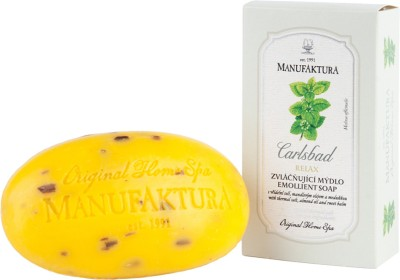 Manufaktura Thermal Salt, Almond Oil and Sweet Balm Spa Soap