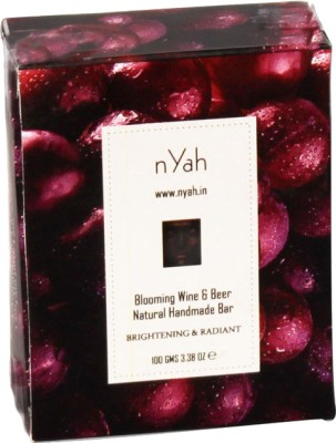 Nyah Blooming Wine & Beer Natural Handmade Bar