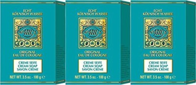 Muelhens 4711 by for Men and Women: CREAM SOAP (BOX OF 3)