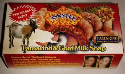 Asantee Tamarind & Goat Milk soap