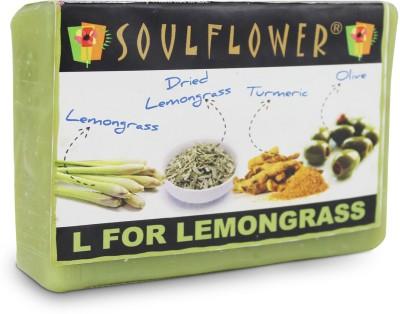 Soulflower L for Lemongrass Soap