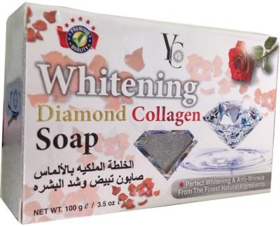 YC Whitening Diamond Collagen Soap