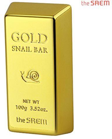 The Saem Gold Snail Soap(100 g)