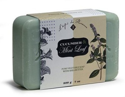 L,Epi de Provence Shea Butter Enriched French Bath Soap