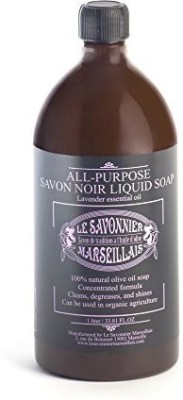 LSM Soaps Le Savonnier Marseillais All-Purpose Liquid Soap Lavender