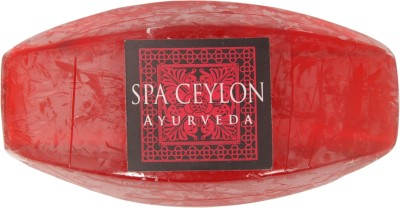 Spa Ceylon Luxury Ayurveda Water Lilly & Almond Cleansing bar