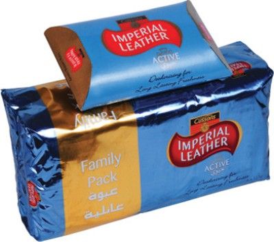 Cussons Imperial Leather Active Soap - Family Pack of 6