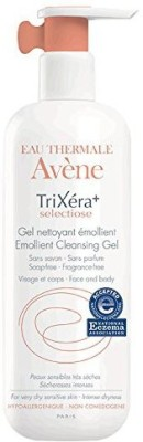 Avene Eau Thermale Trixera Selectiose Emollient Cleansing Gel Soap-free Fragrance-free