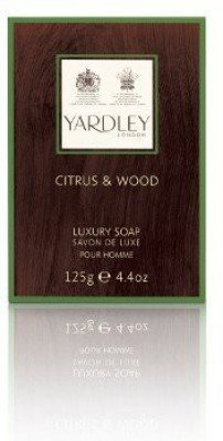 Yardley of London Gentleman Citrus & Wood Luxury Soap