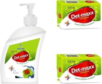 Nysa Det-Maxx Antiseptic Hand Wash & Soaps