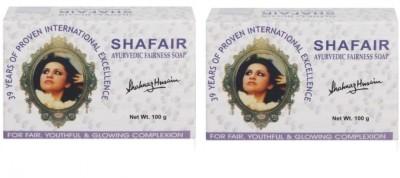 Shahnaz Husain Shafair Ayurvedic Fairness Soap - Pack of 2