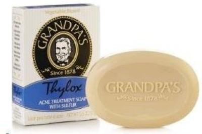 Grandpa's Soap Co. Grandpa's Thylox Acne Treatment Soap