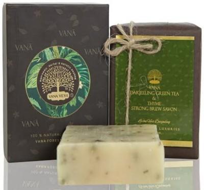 VANA VIDHI Darjeeling Green Tea & Thyme Strong Brew Cleanser