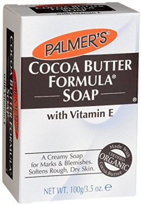 Palmers Formula Cream Soap with Vitamin E, Bars (Pack of 6)