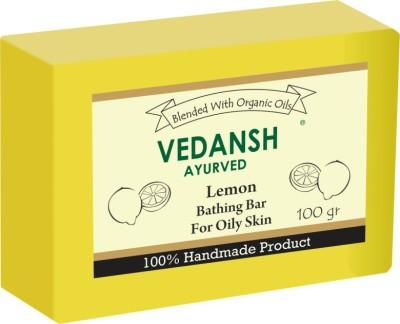 Vedansh Lemon Soap