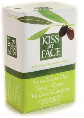 Kiss My Face Bar Soap Pure Olive Oil. 1-Bar