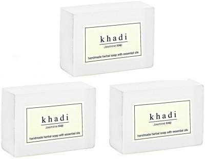 Khadi Herbal NaturalJasmine soap - pack of 3