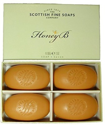 Scottish Fine Soaps Honey B Soaps