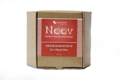 Neev Kesar Badam Soap