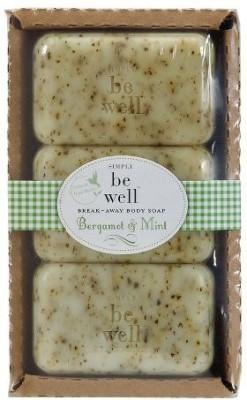 Simply Be Well Breakaway Body Soap (Bergamot & Mint)