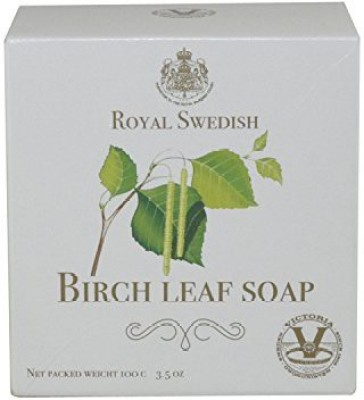 Birch Soap Victoria R.S. Swedish Birch Leaf Soap