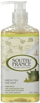 South Of France Liquid Soap Green Tea