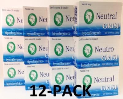 Grisi Neutral Soap - Jabon Neutro