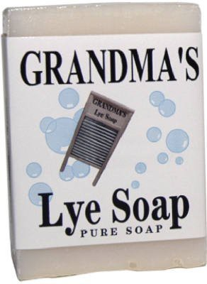 Remwood 60018 Grandma's Lye Soap