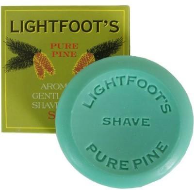 KalaStyles Lightfoot's Classic Pine British London Creme Shave Shaving Soap Men