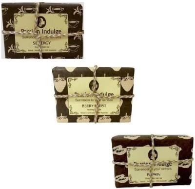 Passion Indulge Soaps (Papain,Berryburst,Senergy)
